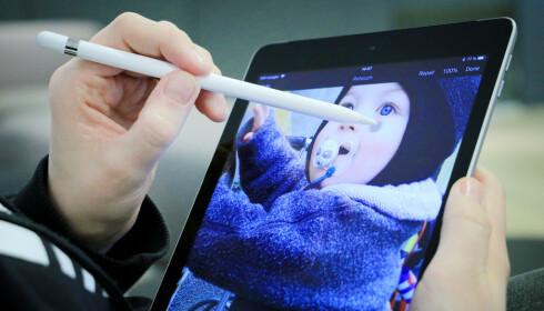 MISUNNER IPAD: Mange Android-brukere skulle ønske at det fantes en skikkelig iPad-konkurrent som kjørte Android. Foto: Ole Petter Baugerød Stokke