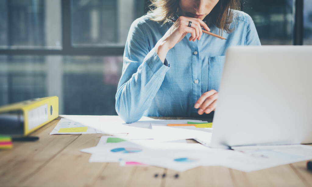 HVORDAN SØKE JOBB: Kompetanse og en god søknad er viktig når du skal søke jobb. Foto: Shutterstock/NTB scanpix