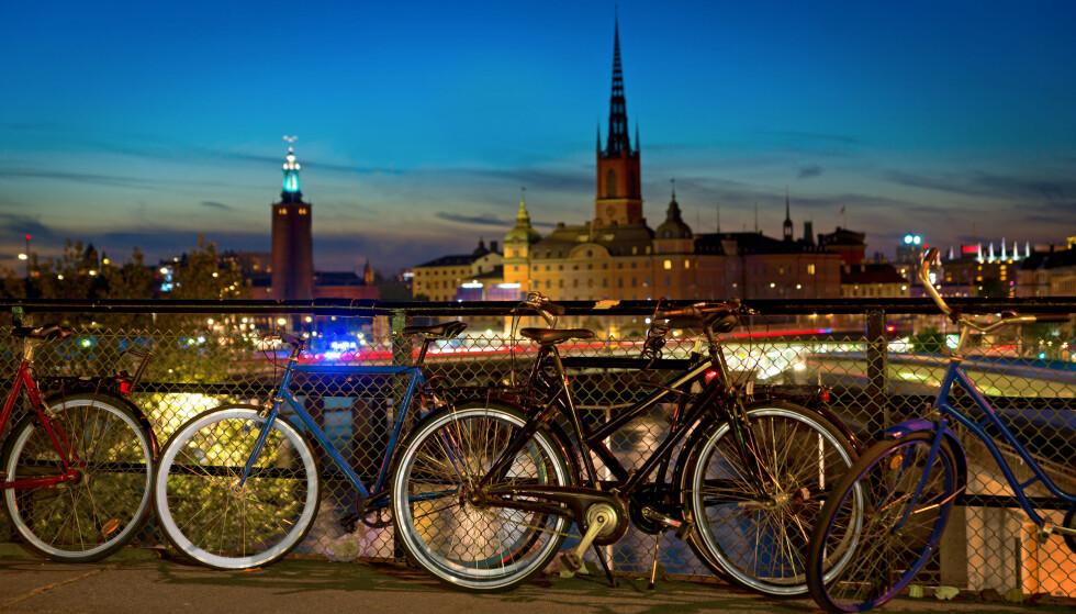 SYKKELSATSING: Svenskene har innført nasjonal støtte på maks 10.000 kroner til alle som har kjøpt elsykkel etter 20. september i fjor. Foto: Amy Johansson/Shutterstock/NTB scanpix