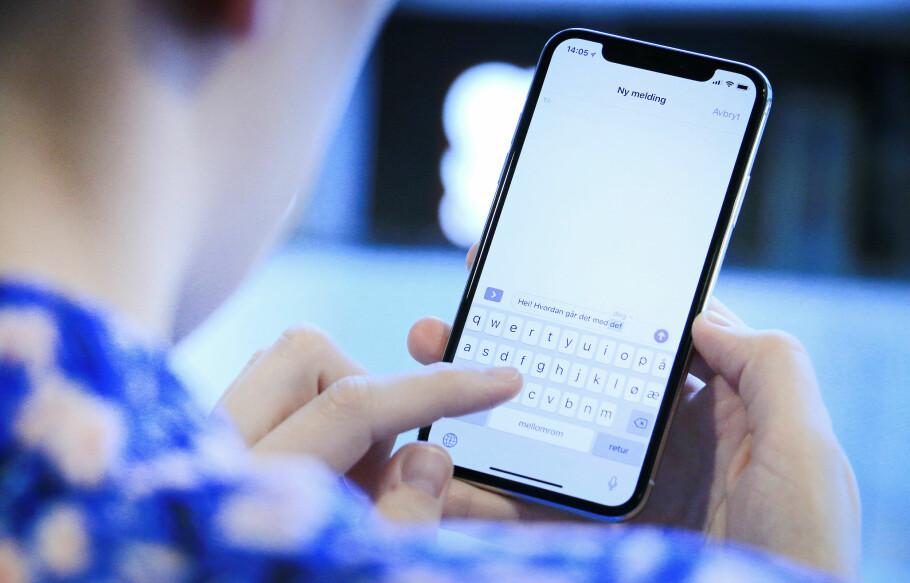 MANGE MULIGHETER: Det er mye du kan gjøre for å bli en bedre og mer effektiv mobilbruker. Her er våre beste tips. Foto: Ole Petter Baugerød Stokke