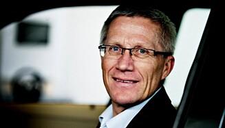 FORNLYD: Erik Andresen, Direktør i Bilimportørenes landsforening.Foto: BIL