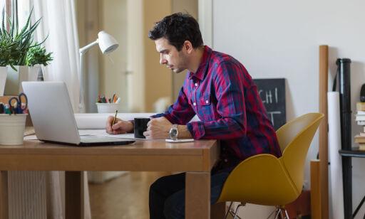 image: Du kan få skattefradrag for hjemmekontor