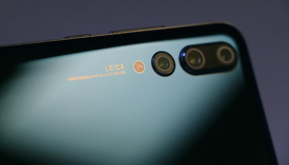 IMPONERENDE: Det er mye som imponerer oss med Huawei P20 Pro, men kameraet tar kaka og leverer håndholdte bilder i mørket vi aldri har sett maken til. Foto: Pål Joakim Pollen