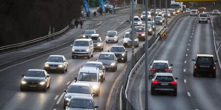 Rekordstrødde gater gir dårlig luft i flere byer på Østlandet