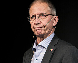 BEKYMRET: Veidirektør Terje Moe Gustavsen i Statens vegvesen mener motorsykkel-statistikken er nedslående. Foto: Tore Meek / NTB scanpix