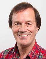 OPPDATERER DEG: Hallvard Ramfjord er seniorforsker i NAAF og varsler om pollenspredning. Foto: Per Harald Olsen, NTNU