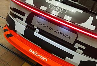 Siste nytt om Audi e-tron