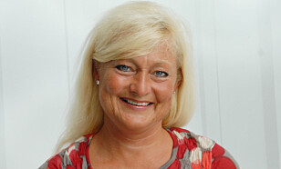 SE ETTER CE-MERKET: Avdelingsdirektør i DSB, Anne Rygh Pedersen, anbefaler deg å se etter CE-merket - og å velge forhandlere du stoler på. Foto: Anita Andersen/DSB