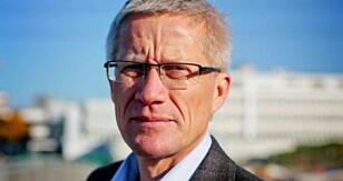 FORNØYD: Erik Andresen er direktør for Bilimportørenes Landsforening. Foto: BIL