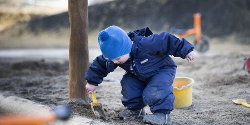 image: Har du barn i barnehage, på SFO eller hos dagmamma?