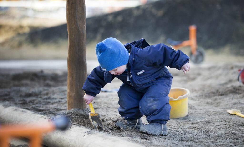 FRADRAG FOR BARNEHAGE: Både barnehage, SFO og dagmamma kvalifiserer for foreldrefradraget. Foto: NTB Scanpix