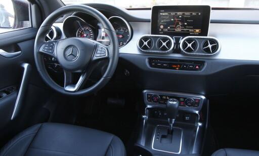 KJENT: Enhver med tilhørighet i en Mercedes kjenner seg igjen. Foto: Fred Magne Skillebæk