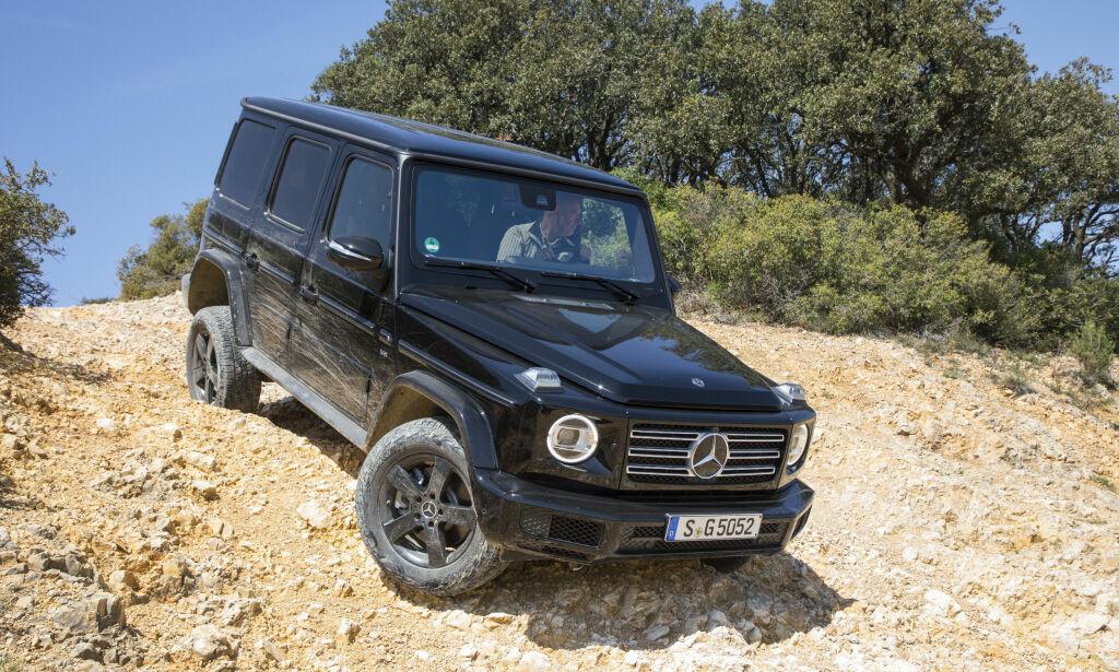 image: Test: Geländewagen er seg selv lik - men mye bedre