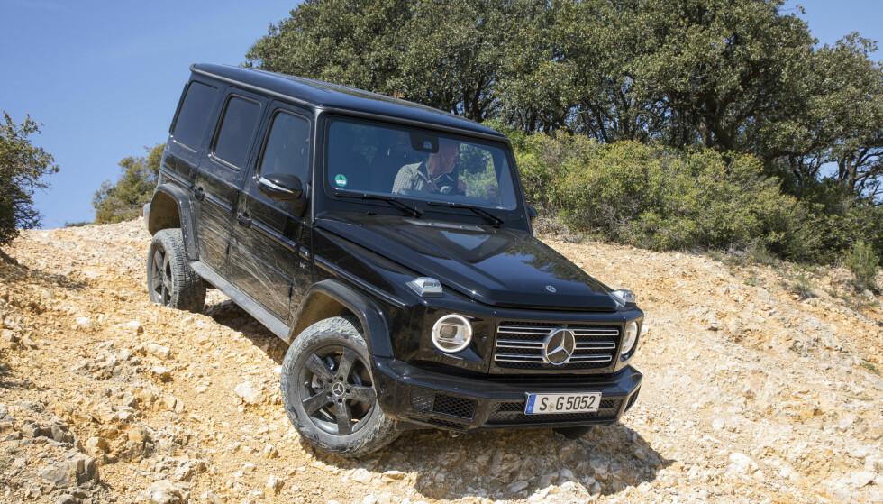 Test: Geländewagen er seg selv lik - men mye bedre