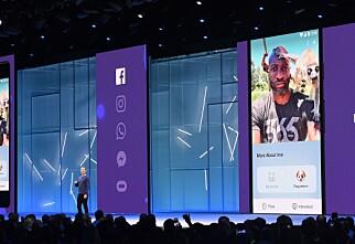 Nå lanserer Facebook Tinder-konkurrent