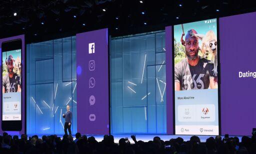 image: Nå lanserer Facebook Tinder-konkurrent