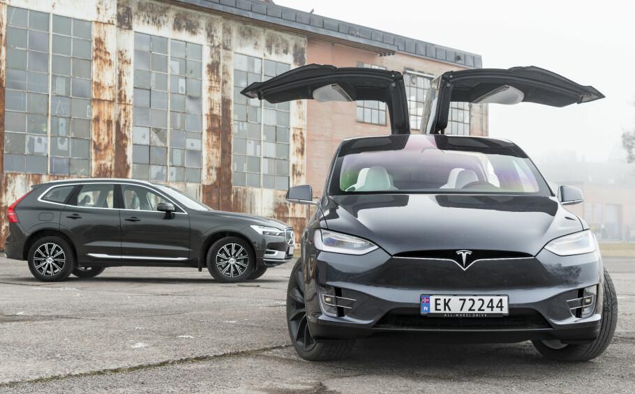 VOKSER KRAFTIG: Tesla har økt hele 60 prosent i verdi siden i fjor, ifølge Brandz. Foto: Jamieson Pothecary