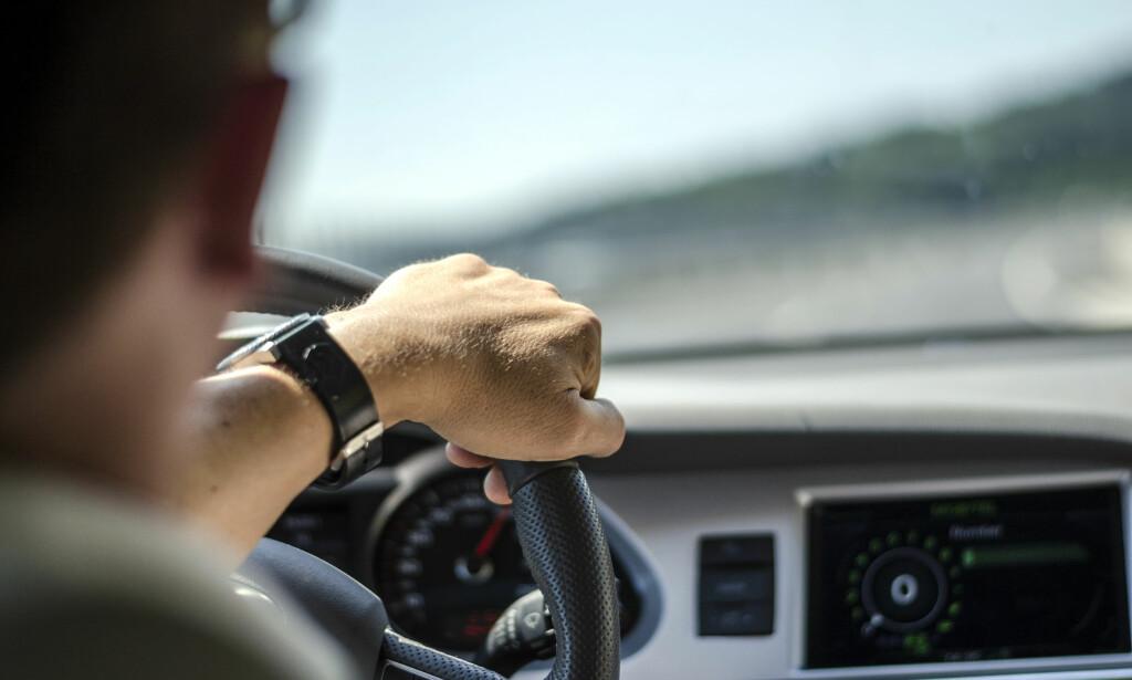 BILFERIE: Tall fra Fremtind viser at det er spesielt yngre som kjører fort. Foto: Shutterstock/NTB Scanpix