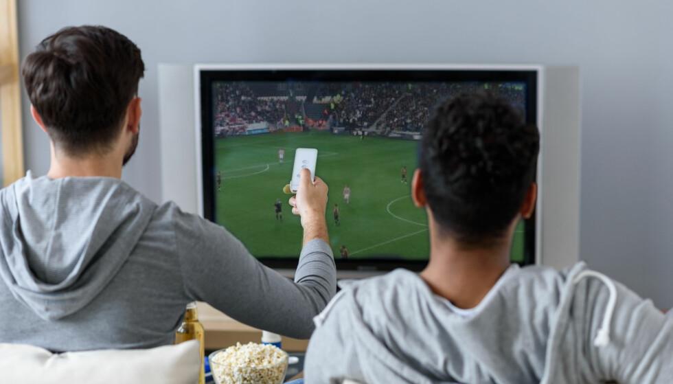 <strong>FOTBALL VM 2018:</strong> Her kan du se fotball VM på TV. Foto: NTB scanpix