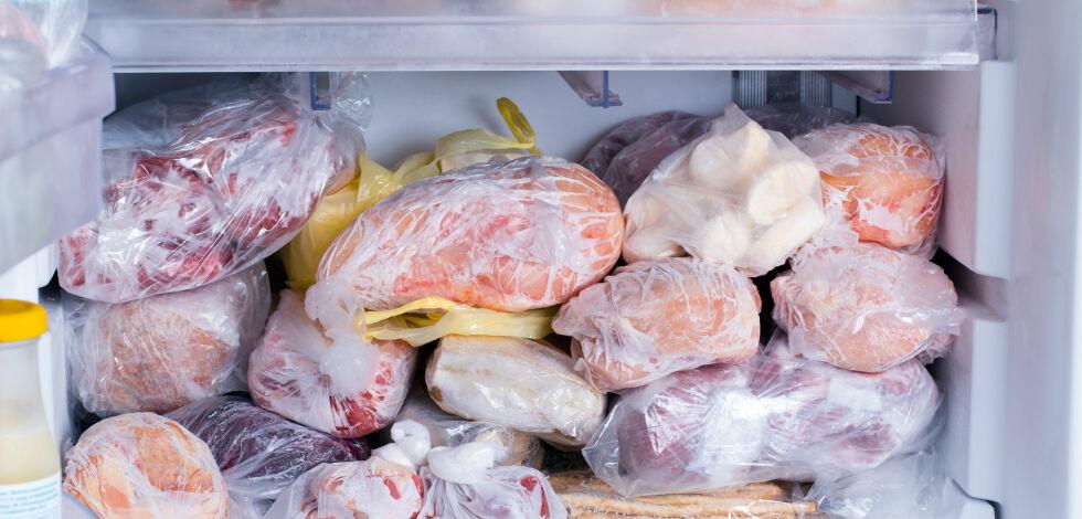 image: Hvor lenge holder kjøttet i fryseren?