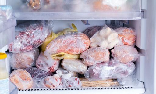 image: Hvor lenge holder kjøttet seg i fryseren?