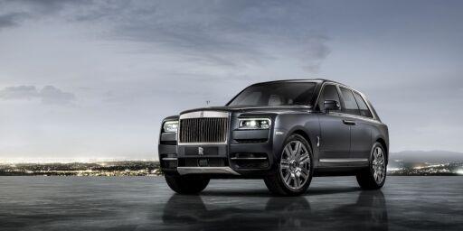 image: SUV-enes Rolls-Royce