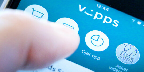 image: Så lett deler dere regningen med Vipps