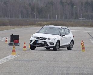 image: Sikkerhetsbeltet løser ut i Seat Arona, Ibiza og VW Polo