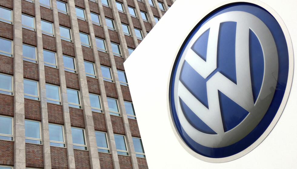 «DIESELGATE»: 45.000 britiske kunder har gått til sak mot Volkswagen etter dieselskandalen i 2015. Foto: AP Photo/Michael Sohn