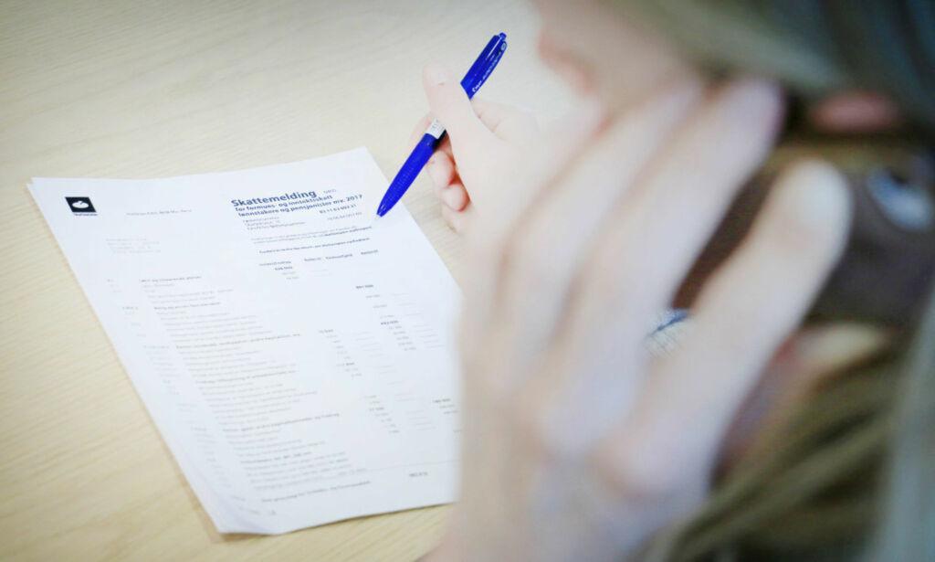 image: Feil kontonummer kan forsinke skattepengene