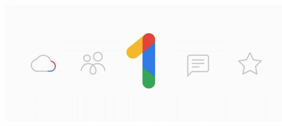 GOOGLE ONE: Google gjør om på betalingsplaner, og flytter de fra Google Disk til et nytt konsept kalt One. Skjermbilde: Google/Dinside