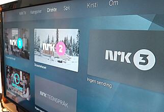 NRK-streiken gir ikke avslag i lisensen