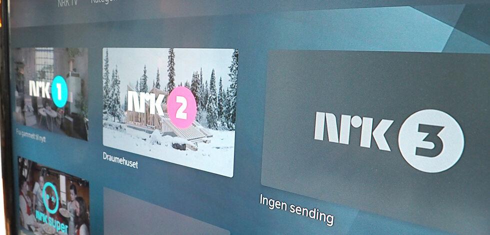 image: Dette skjer med NRKs nett-TV under streiken