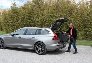 Nye Volvo V60 imponerer