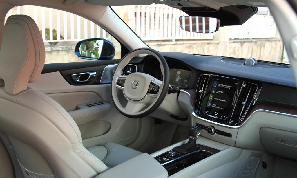 image: Nye Volvo V60 imponerer