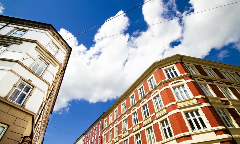 VIL DEMPE PRISVEKSTEN: Norges Eiendomsmeglerforbund tror videre økning vil dempe veksten i boligprisene. Foto: NTB scanpix