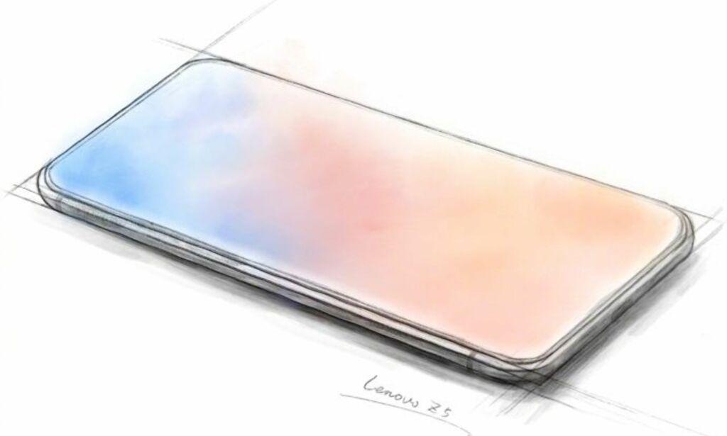 image: Lenovos mobil kan bli først i sitt slag
