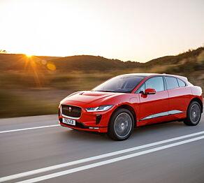 image: Vi har sjekket ut Jaguar I-Pace