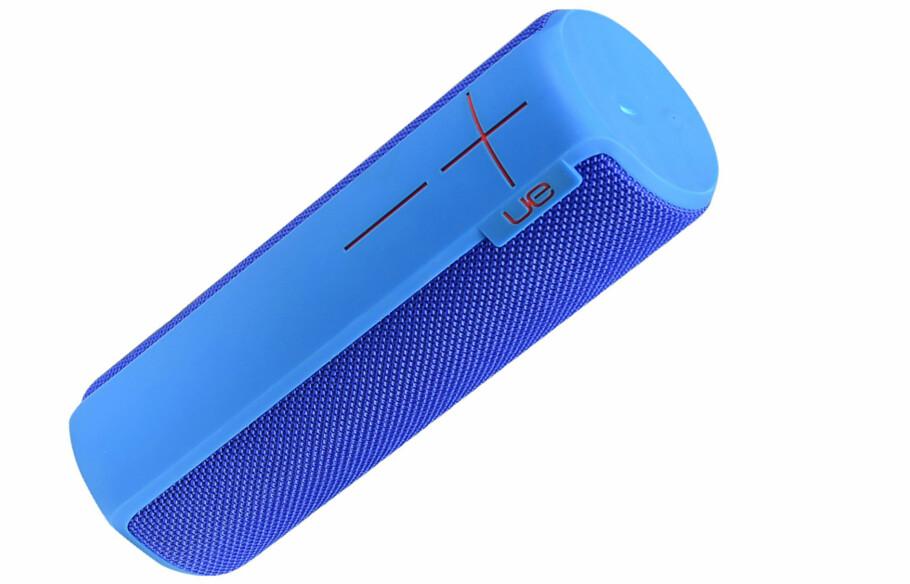 VINNEREN: Ultimate Ears Boom 2 får en samlet poengsum på 79 av 100 mulige. Batterikapasiteten er i toppklasse, men også lydkvaliteten og brukervennligheten er svært bra. Foto: Logitech/Ultimate Ears