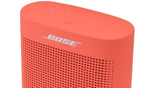 BLANT DE FEM DÅRLIGSTE: Bose Soundlink Color II får tyn for dårlig lydkvalitet. Foto: Bose