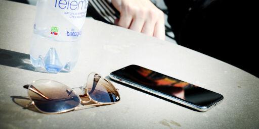 image: Ikke la mobilen ligge i sola