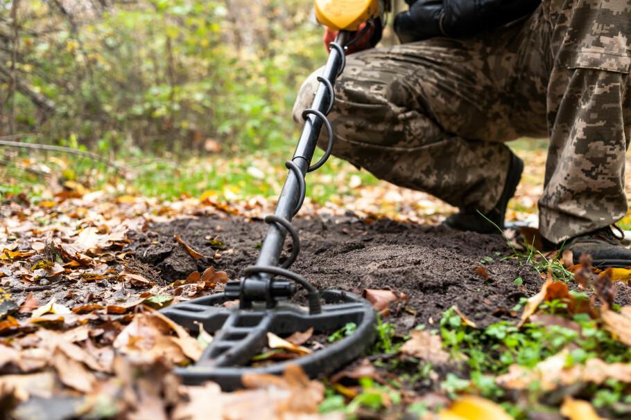 DNB PÅ FJELLTUR: DNB sendte en utreder med metalldetektor på fjelltur sammen med kvinnen, for å se om de kunne finne tingene hun hevder å ha mistet i en myr. De fant ingenting, og DNB ble enda sikrere på at det var ugler i mosen. Foto: Shutterstock / NTB Scanpix