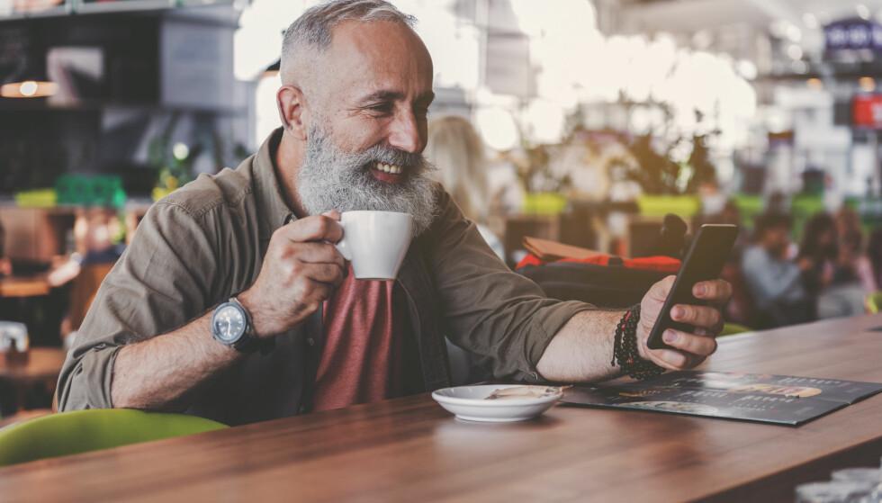 SELVDISIPLIN: Ved å øremerke penger til pensjon vil du redusere risikoen for at dine totale pensjoner ikke strekker til når du skal pensjonere deg, mener Kasper Gisholt, nettansvarlig for pensjon i Finansportalen. Illustrasjonsfoto: Olena Yakobchuk/Shutterstock/NTB Scanpix.