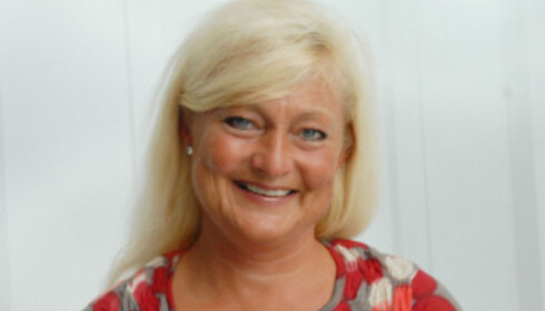 DSB: Avdelingsdirektør Anne Rygh Pedersen. Foto: DSB