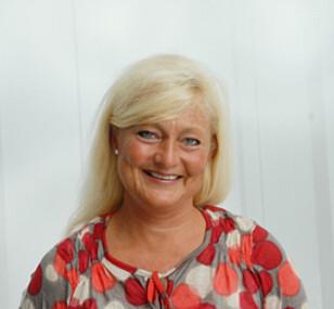 Andelingsdirektør Anne Rygh Pedersen, DSB
