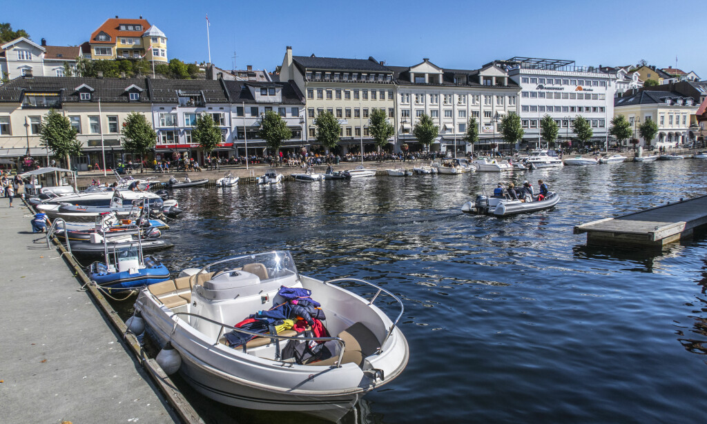 KJØRER MEST I NORGE: Tall fra OFV viser at arendalitter og innbyggere i Aust-Agder kjørte lengst i Norge i 2016. Foto: Halvard Alvik, NTB scanpix