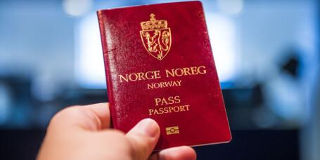 Det kan gå fra 141 til 72 passkontor