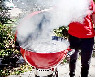 image: Slik får du røyksmak på grillmaten