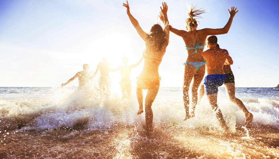 FERIE: Synes du at du har for lite ferie? Det er mange land som her mer ferie enn oss i Norge, viser en faktasjekk fra Faktisk.no Foto: Shutterstock/NTB scanpix