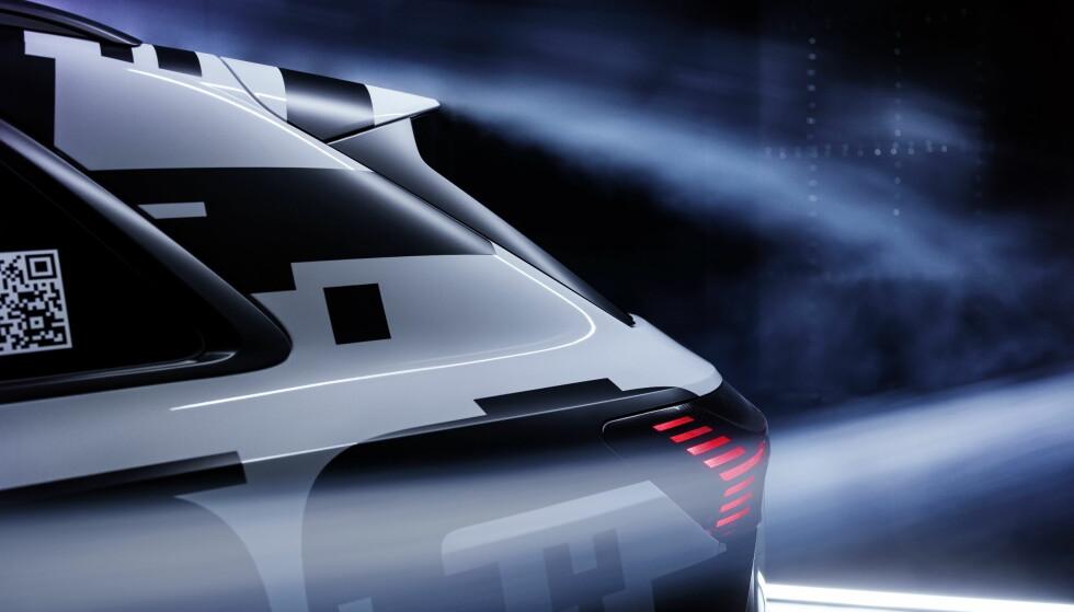 INGEN TILFELDIGHET: Enhver endring gir et avgjørende resultat. Foto: Audi